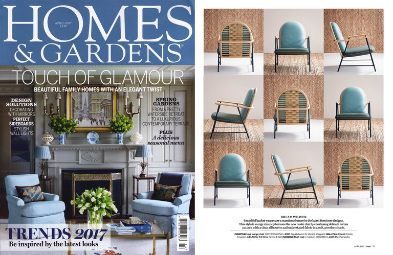 Vincent_Sheppard_Chair_April_Homes_and_Gardens_2017_spread